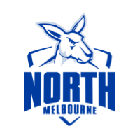North Melbourne's logo